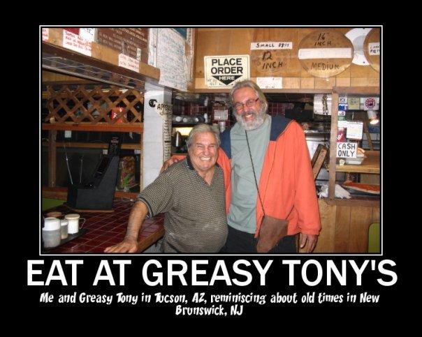 Tony's in Arizona
