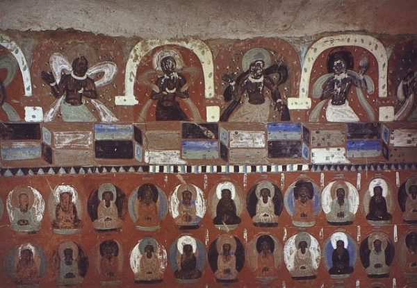 Buddhas in Cave 7
