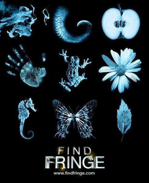 Glyphs from TV's Fringe