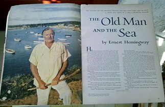 old man and the sea essay conclusion An extended essay submitted in partial fulfillment of the requirement for a  master's degree in anglo-saxon  novel the old man and the sea is a precious  symbolic novel which reflects the ability of the writer to employ  15 conclusion.