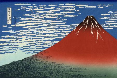 Fuji-red