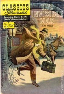 invisible man comic