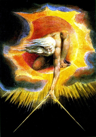 "William Blake's  ""Ancient of Days"""