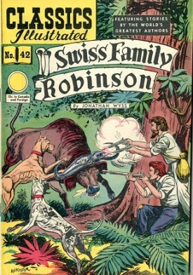 swiss familly robinson