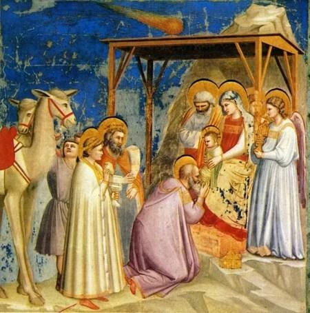 GiottoAdoration_of_the_Magi