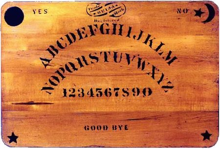 The original talking board of 1894