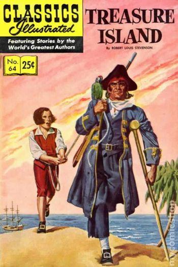 64 treasure island