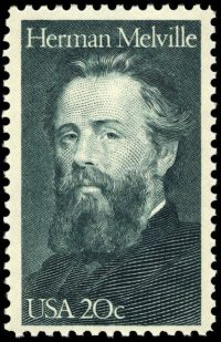 Melville stamp