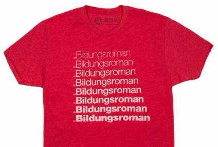 bildungsroman shirt