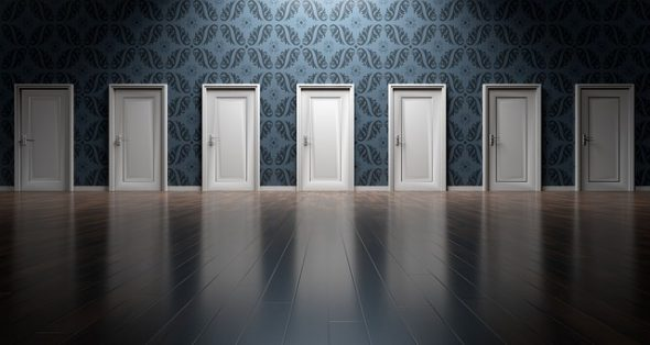 choices of doors