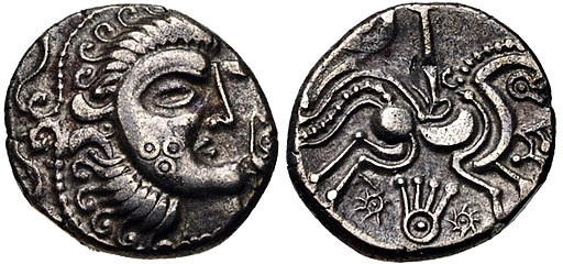 Celtic Moon with Horse