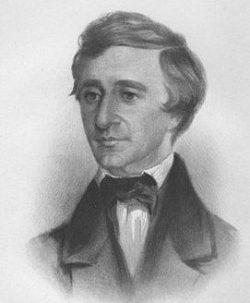 Thoreau 1854