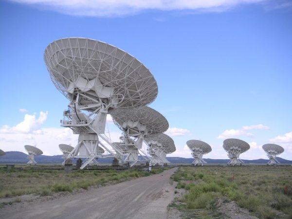 Very Large Array New Mexico wikimedia
