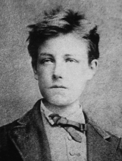Rimbaud at 17