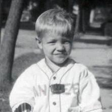 me in my Yankees uniform