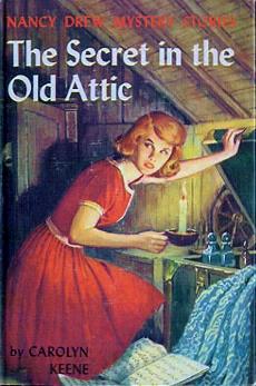 Nancy Drew cover