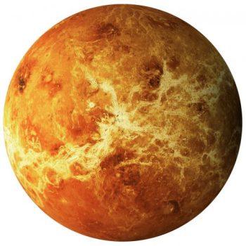 hot planet Venus