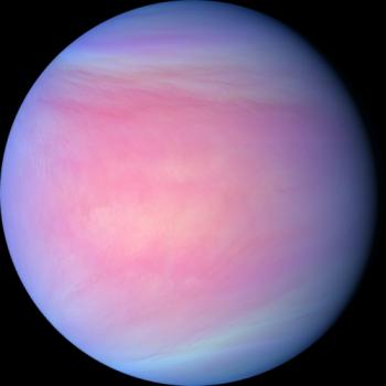Venus dayside