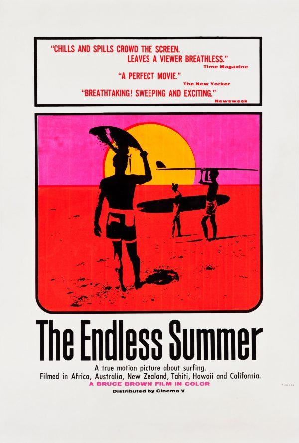 Endless Summer poster public domain