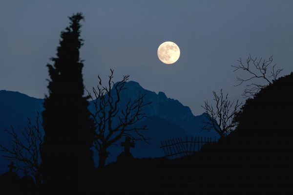 Mourning Moon