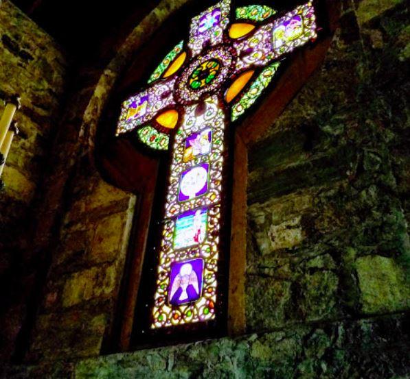 cross window