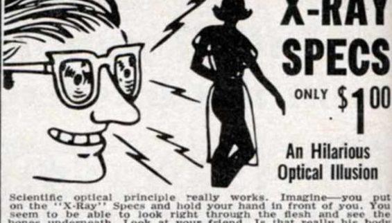 xray specs