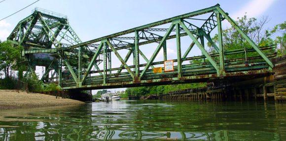 bridge in Elizabeth